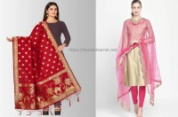 Significance of Dupatta in Fashion Trending Among the Women
