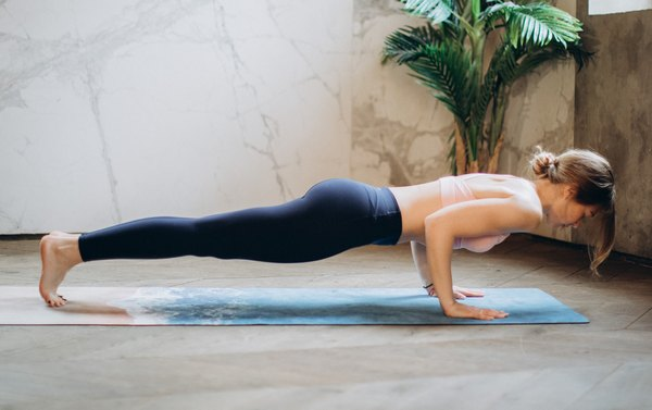 exercise with wearing leggings