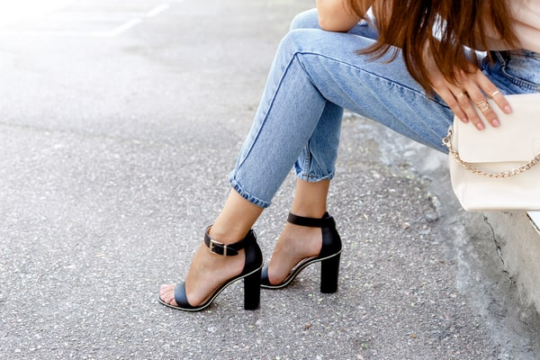 stylish jeans pant