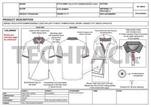 garment tech pack
