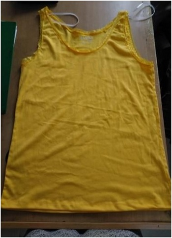 Front view of Tank Top