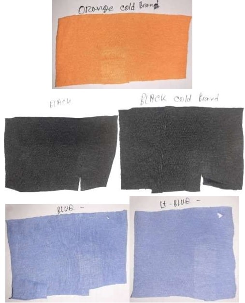 Reactive Dyed Fabric2