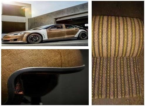 composite textile products
