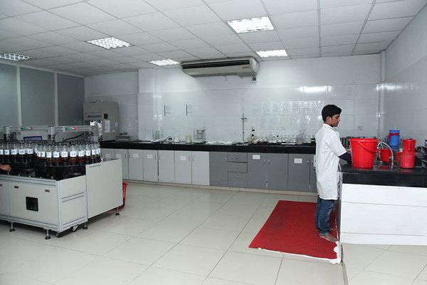 dyeing laboratory
