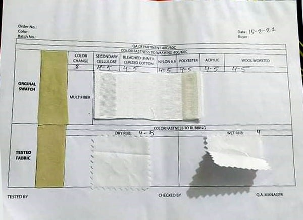 sample 3 report