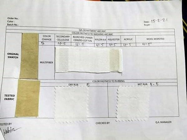 sample 8 report