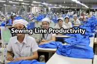 Improvement of Sewing Line Productivity by Using Work Study Method