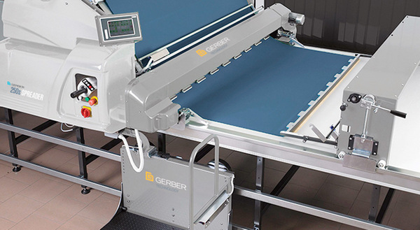 automation in fabric spreading