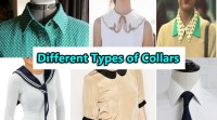 Different Types of Collars for Dresses