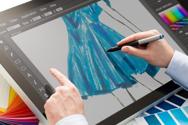 Technology in Fashion Designing