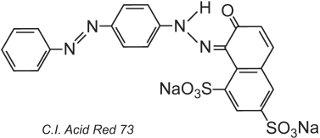 acid dye structure