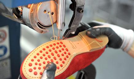 footwear making