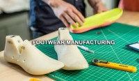 Footwear Design, Product Development and Manufacturing Process