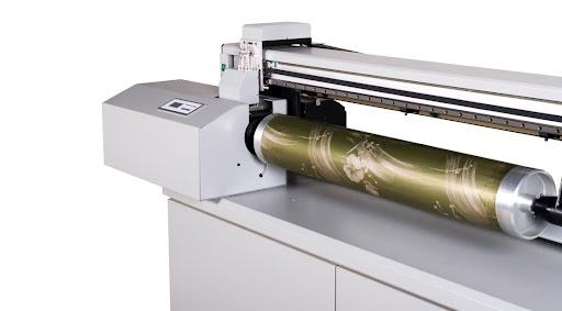 rotary inkjet engraver