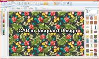 Application of CAD in Jacquard Designing
