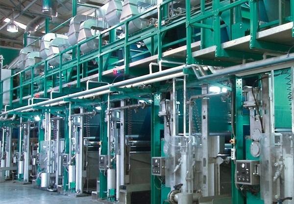 indigo slasher dyeing machine