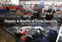 Important Reasons for Textile Recycling | Benefits of Textile Recycling