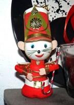 mouse soldier decoration