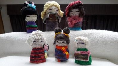 Kimmy-like (sort of-ish) dolls