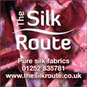 The Silk Route logo