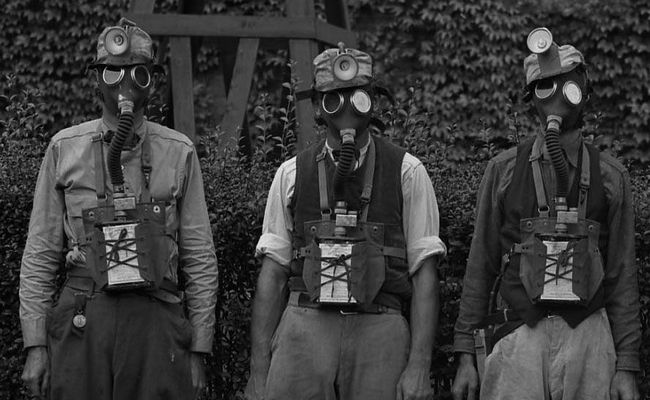 Coal miners protective clothing