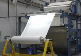 Textile bleaching process
