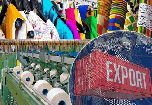 impact of covid- 19 on exports of textile and apparel industry in indian - textile value chain
