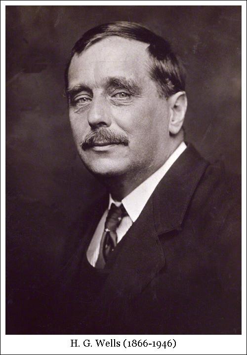 H. G. Wells (1866-1946)