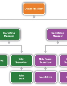 The organization chart also reading and reporting structure rh coursesmenlearning