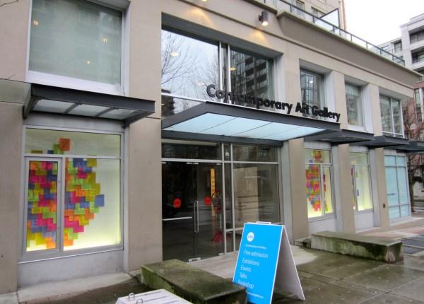 Vancouver Contemporary Art Textingthecity