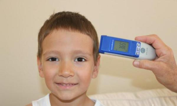 Бесконтактный термометр для детей: отзывы