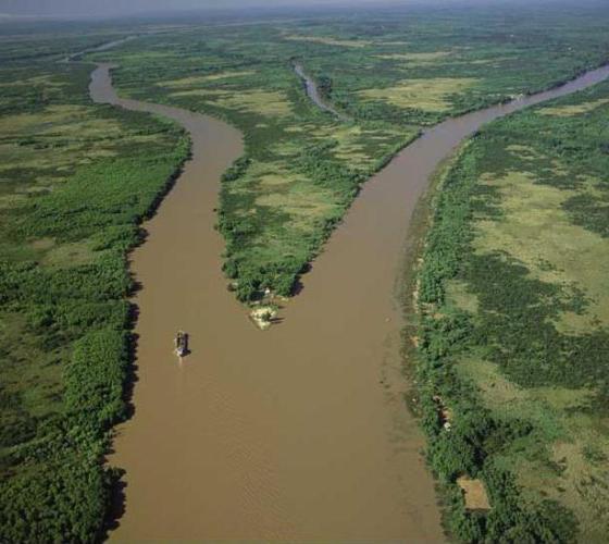 Что такое бифуркация рек?