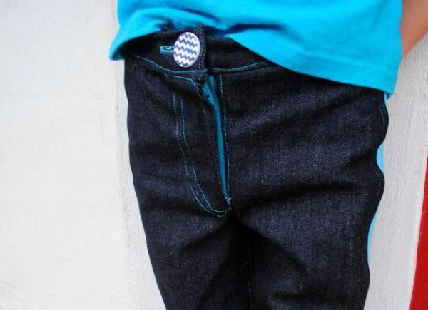 Гульфик - что это такое? Вшивание молнии в брюки с гульфиком