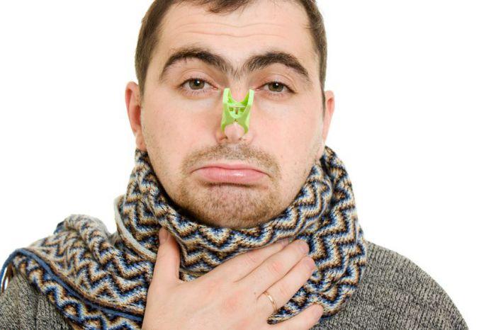 Как быстро очистить заложенный нос без лекарств?