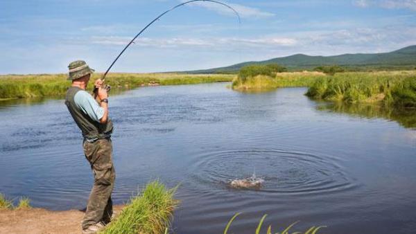 Рыбалка в Ноябрьске: где ловить, фото и отзывы