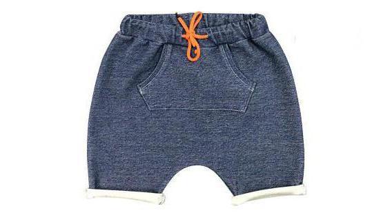 Выкройка шорт для мальчика: 5 моделей для маленького модника
