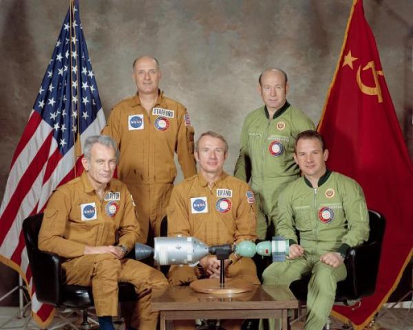 Экспериментальный полёт «Аполлон-Союз». Пилотируемые космические полеты: история