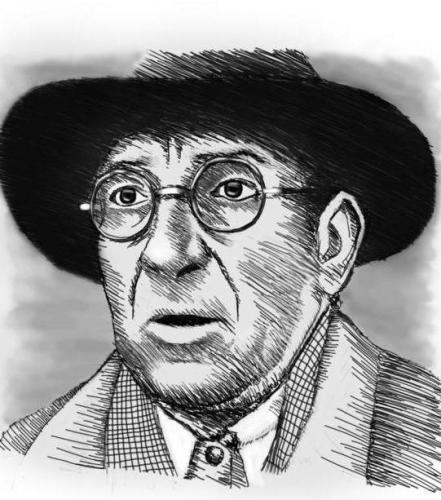 Ицхак Штерн - личный бухгалтер Оскара Шиндлера