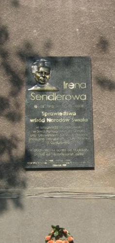 Ирена Сендлер (Кшижановская): биография. Герои антифашистского сопротивления в Польше