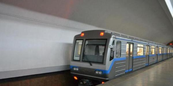 Метрополитен Нижнего Новгорода: строительство, схема