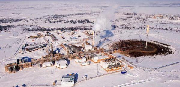 Нефтегазоконденсатное месторождение Русское (НГКМ)