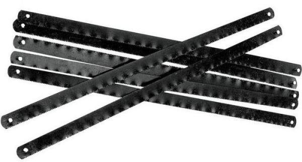 Полотно по металлу ножовочное: фото, ГОСТ, толщина