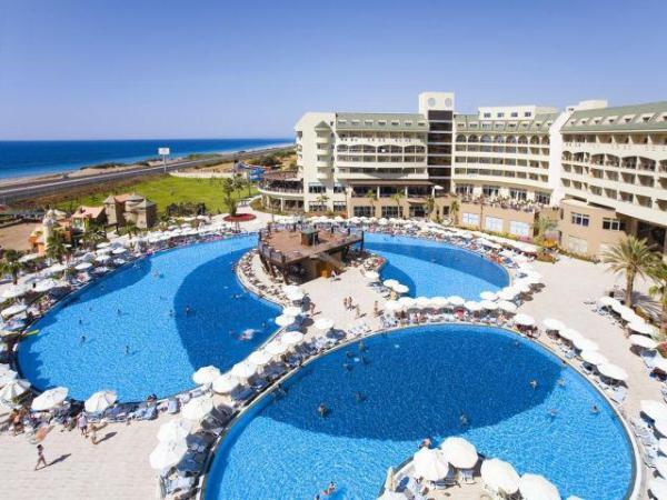 Amelia Beach Resort Hotel & Spa 5* (Турция, Сиде, Кызылот): описание, сервис, отзывы
