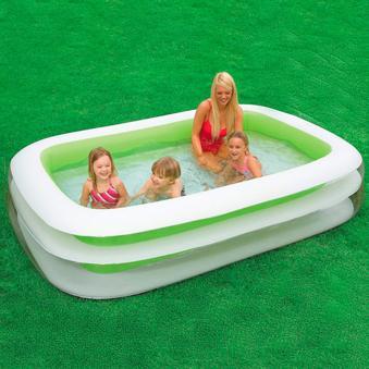 Как заклеить надувной бассейн: полезные советы