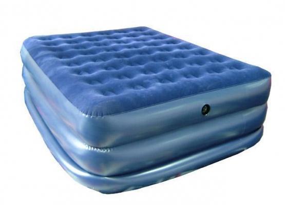 Надувная кровать. Отзывы владельцев