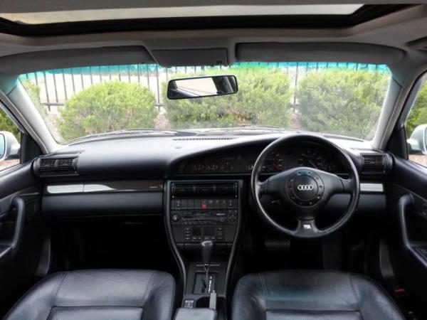 Audi 100 C4 - легенда канула в лету