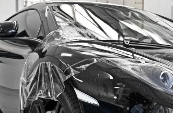 Бронированная плёнка для авто: функции, разновидности и отзывы
