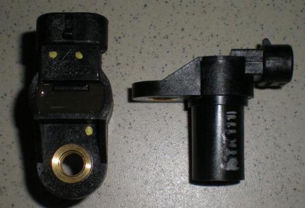 Датчик фаз ВАЗ-2114 (8 клапанов): замена своими руками