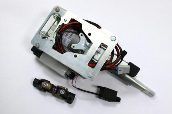 Электроусилитель руля на ВАЗ-2114: особенности установки