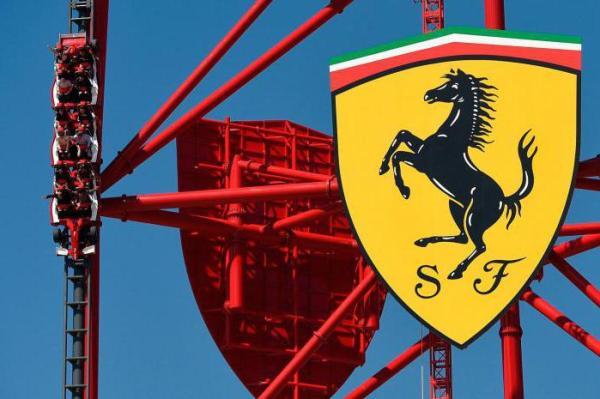 Ferrari Land Port Aventura - тематический парк развлечений для всей семьи